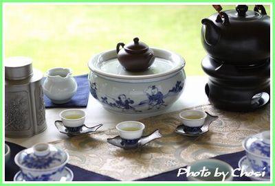 ある茶会の風景